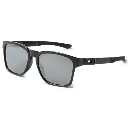 Oakley Catalyst Sunglasses - Iridium® Plutonite® Lenses