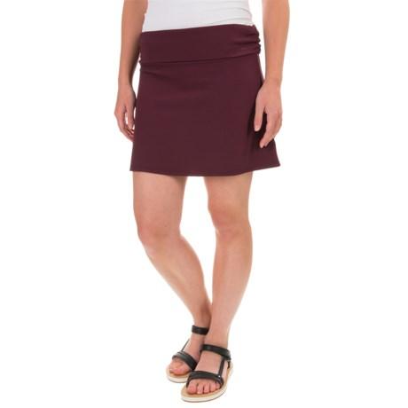 Carve Designs Transit Skirt - Modal Blend (For Women)