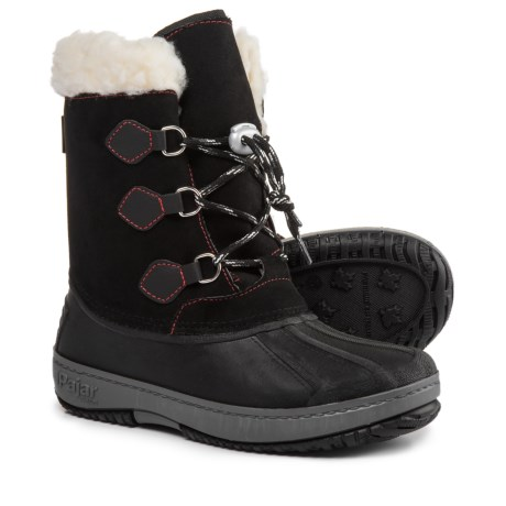 Pajar Lace-Up Mario Pac Boots - Waterproof, Insulated (For Kids)