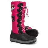 Pajar Tall Camper Side-Zip Pac Boots - Waterproof, Insulated (For Girls)