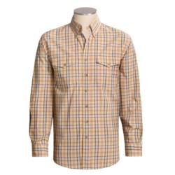 Resistol Tuscan Sun Shirt - Button Front, Long Sleeve (For Men)