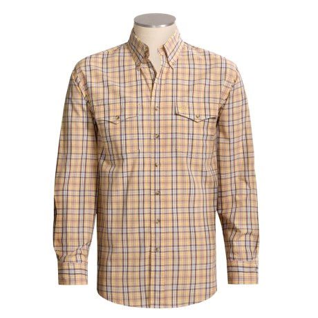 Resistol Tuscan Sun Shirt - Button Front, Long Sleeve (For Men)