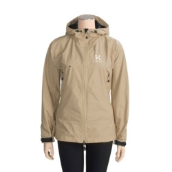 Haglofs Aero Windstopper® Jacket - Soft Shell (For Women)