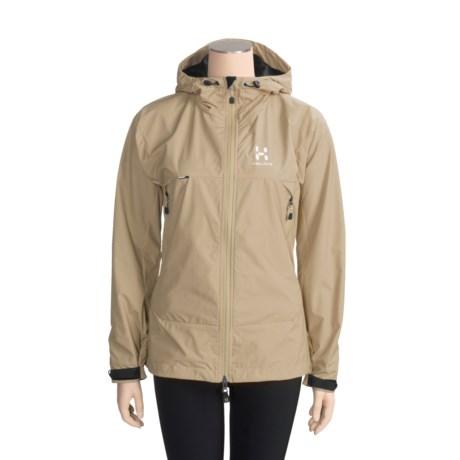 Haglofs Aero Windstopper® Jacket - Soft Shell (For Women)