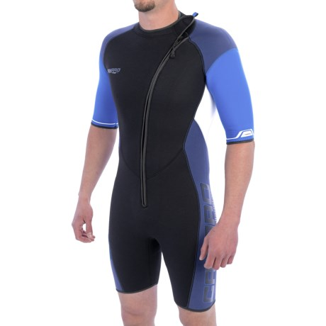 Camaro Mono Voltage Shorty Wetsuit - 3 mm (For Men)