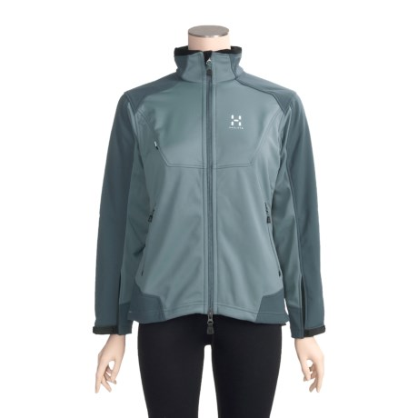 Haglofs Windstopper® Jacket - Soft Shell (For Women)