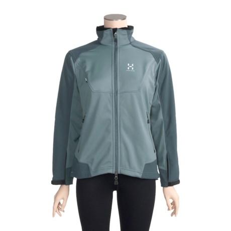 Haglofs Windstopper® Jacket - Soft Shell (For Women)