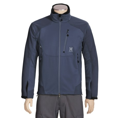 Haglofs Soft Shell Jacket - Windstopper® (For Men)