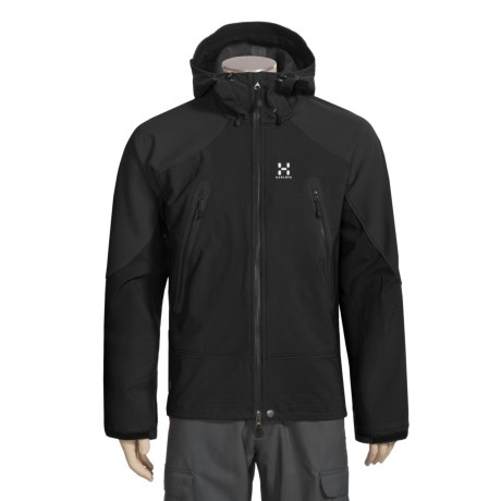 Haglofs Cuda Windstopper® Jacket - Soft Shell (For Men)