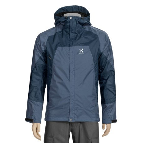 Haglofs Foss Jacket - Waterproof, Lightweight (For Men)