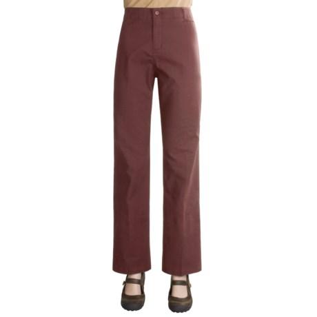 Woolrich Montevallo Pants - Reflex Stretch Island Cotton (For Women)