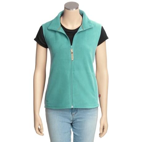 Woolrich Andes Vest - Fleece (For Women)