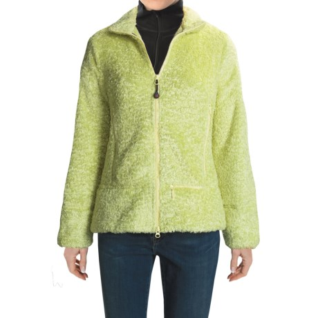 Woolrich Clear View Jacket - Polartec® ThermalPro® Curly Fleece (For Women)