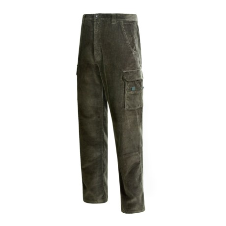 Woolrich Blue Springs Cargo Pants - Corduroy (For Men)