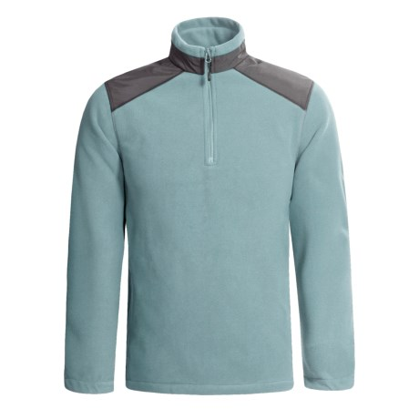 Woolrich Oakway Polartec® Fleece Jacket - Zip Neck (For Men)