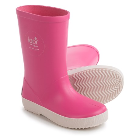 Igor Splash Nautico Rain Boots - Waterproof (For Little and Big Girls)