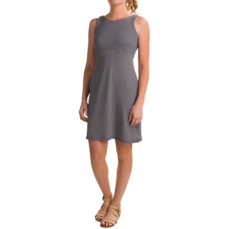 Freedom Trail Peek-a-Boo Dress - Pockets, Sleeveless (For Women)