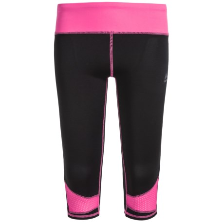RBX Solid Active Capris (For Big Girls)