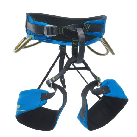 C.A.M.P. USA Energy Climbing Harness Pack - 4-Piece