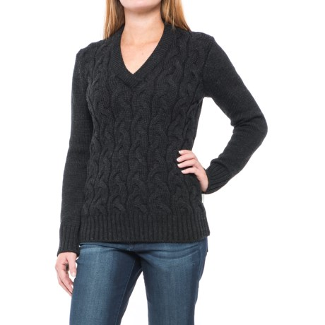 J.G. Glover & CO. Corden Sweater - Merino Wool (For Women)
