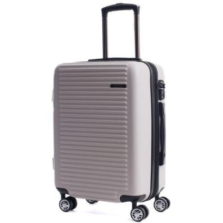 """CalPak 24"""" Tustin Hardside Expandable Spinner Suitcase"""