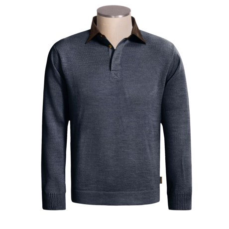 Woolrich Alpine Valley Henley Sweater (For Men)
