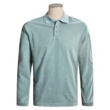 Woolrich First Forks Polo Shirt - Long Sleeve (For Men)
