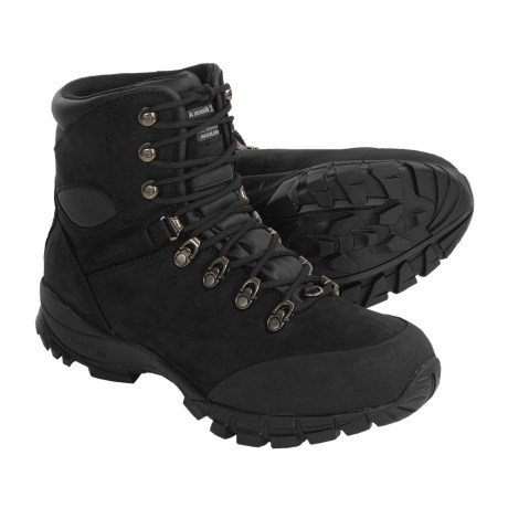 Kamik Colorado Hiking Boots - Waterproof, Insulated (For Men)