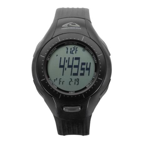 Highgear High Gear Altiforce Positive Digital Watch - Altimeter, Barometer, Compass