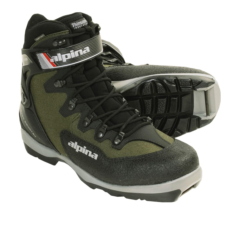 Alpina BC 1560 NNN Backcountry Ski Boots (For Men) 2494V