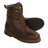 John Deere Steel-Toe Work Boots - Leather (For Men)