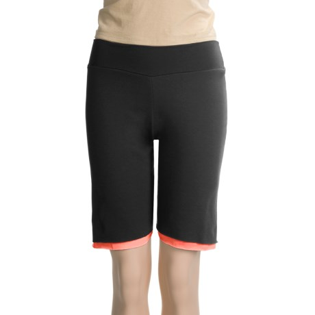 Spooney Wear Ever Bermuda Shorts (For Women)