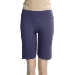 Spooney Wear Ever Bermuda Shorts (For Women)