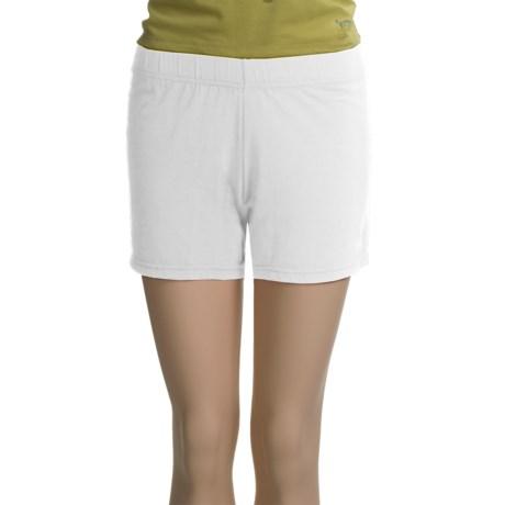 Spooney Wear Ever Shorts (For Women)