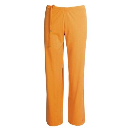 Spooney Wear Ever Scrub Pants - Side-Tie Drawcord (For Women)