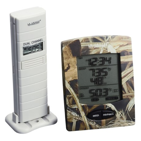 La Crosse Technology The Weather Channel Wireless Weather Station