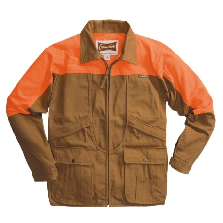Game Hide Cotton Duck Upland Jacket (For Men)