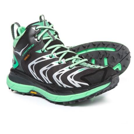 Hoka One One Tor Speed 2 Mid WP Hiking Boots - Waterproof (For Women)