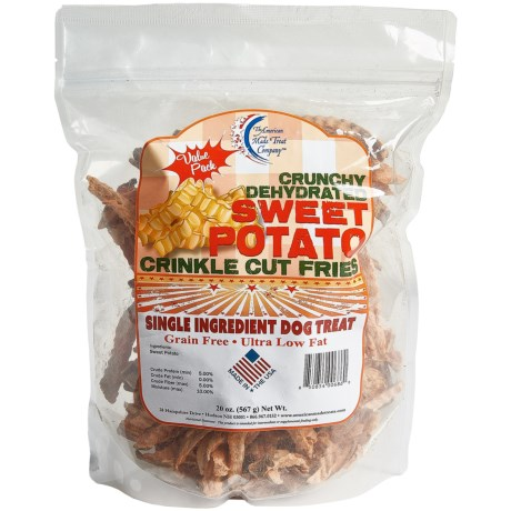 American Made Treats Crunchy Sweet Potato Fries - 20 oz.