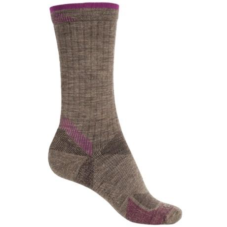 Goodhew Quest Hiker Socks - Lambswool-Alpaca, Crew (For Women)