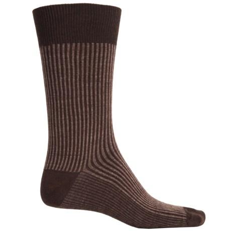 Goodhew Pinwhale Socks - Merino Wool, Crew (For Men)