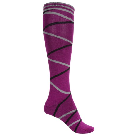 Goodhew Enwraptured Socks - Merino Wool, Over the Calf (For Women)