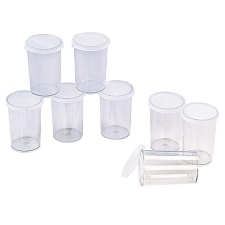 Cuisipro Donvier Yogurt Maker Jar Pack - 8-Jar Set