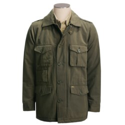 Grizzly Hudson Bedford M-65 Jacket - Cotton Canvas (For Men)