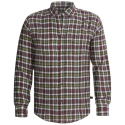 Dakota Grizzly Clark Plaid Shirt - Flannel, Long Sleeve (For Tall Men)