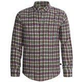 Grizzly Clark Plaid Shirt - Flannel, Long Sleeve (For Men)