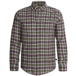 Dakota Grizzly Grizzly Clark Plaid Shirt - Flannel, Long Sleeve (For Men)