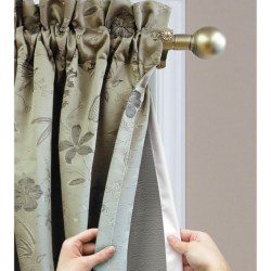 Thermalogic Ultimate Blackout Curtain Liner - Insulated
