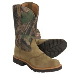 Twisted X Boots Stockman Work Boots (For Men)