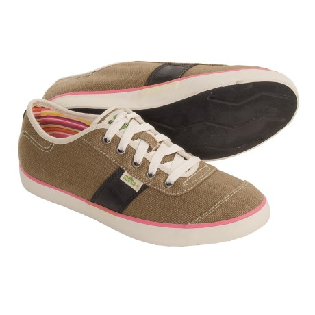 Simple Carat Sneakers - Hemp (For Women)